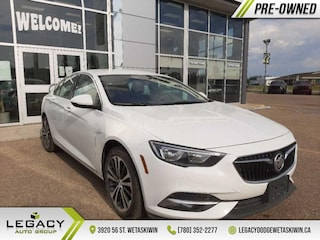 2019 Buick Regal Sportback Preferred II - Remote Start Sedan I4 16V GDI DOHC Turbo