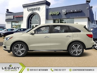 2019 Acura MDX Tech SH-AWD - Navigation -  Leather Seats SUV V6 24V GDI SOHC