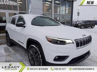 2021 Jeep Cherokee 80th Anniversary - Navigation SUV