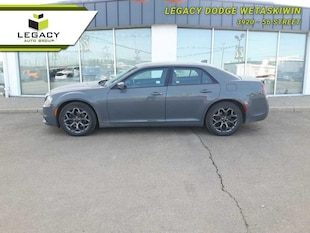 2018 Chrysler 300 S - Leather Seats -  Bluetooth Berline