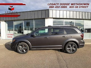 2015 Dodge Journey Crossroad - Leather Seats SUV