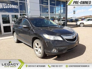 2015 Acura RDX Technology - Navigation -  Sunroof SUV V6 24V MPFI SOHC