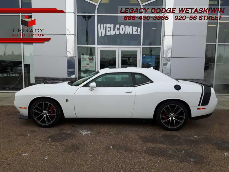 2018 Dodge Challenger R/T 392 Scat Pack  - Factory Invoice Clearout Coupe