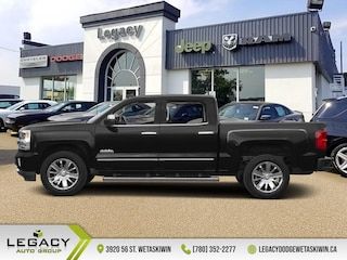 2016 Chevrolet Silverado 1500 High Country - Leather Seats Crew Cab