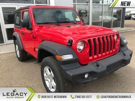 2020 Jeep Wrangler Sport S - Off-Road Ready -  Uconnect SUV