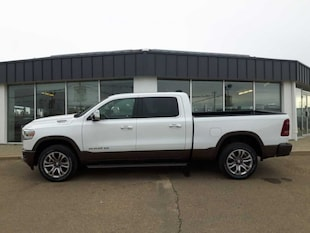 2019 Ram 1500 Laramie Longhorn - Navigation -  Leather Seats Crew Cab