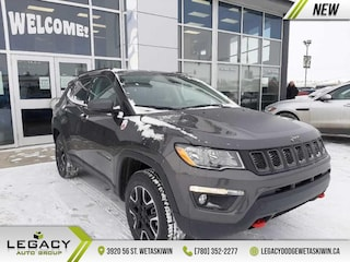2021 Jeep Compass Trailhawk - Leather Seats SUV