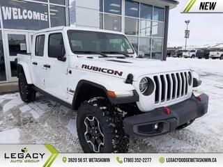 2021 Jeep Gladiator Rubicon Regular Cab