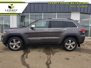 2015 Jeep Grand Cherokee Limited - Leather Seats SUV