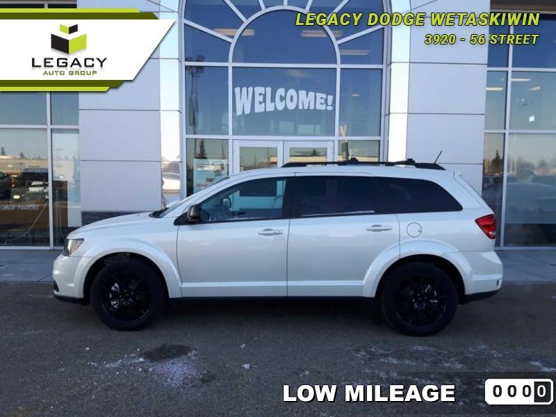 2017 Dodge Journey SXT - Low Mileage SUV