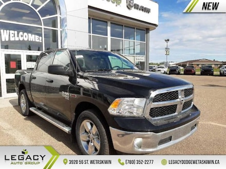 2019 Ram 1500 Classic ST  - Factory Invoice Clearout Crew Cab