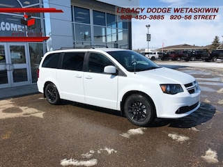 2020 Dodge Grand Caravan GT - Chrome Exterior Van