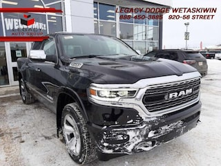 2020 Ram 1500 Limited - Limited -  Navigation Crew Cab