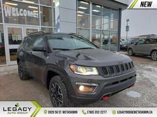 2021 Jeep Compass Trailhawk Elite - Navigation SUV