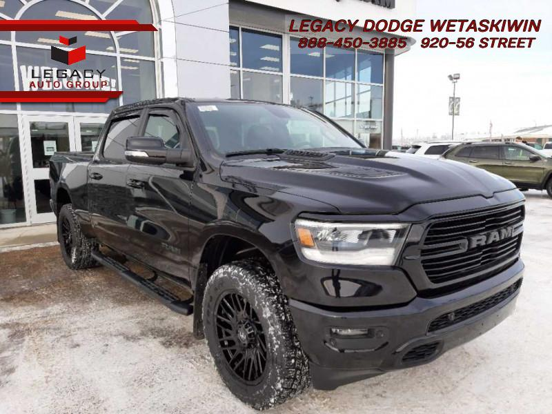 2019 Ram 1500 Sport  -  Factory Invoice Clearout Crew Cab