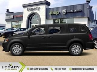 2020 Dodge Grand Caravan GT - Leather Seats Van