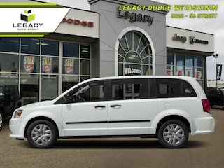 2016 Dodge Grand Caravan Crew - Aluminum Wheels Van