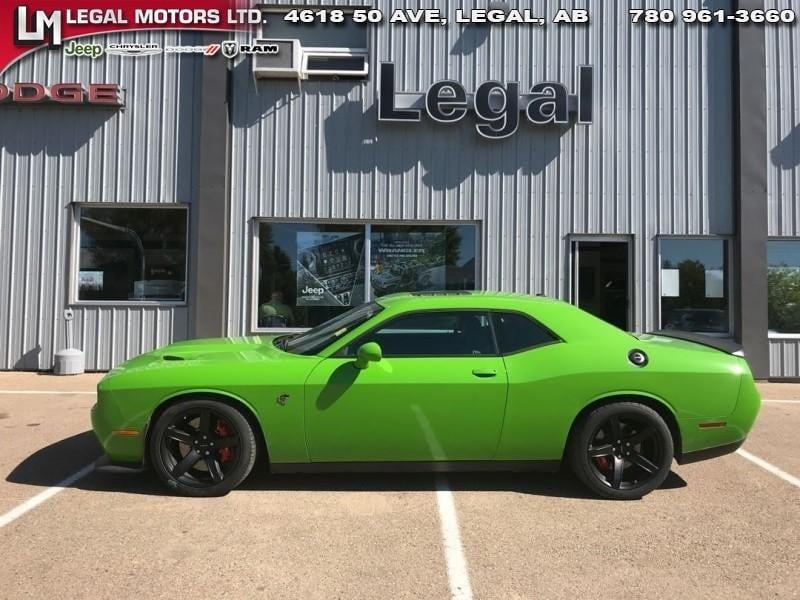 2017 Dodge Challenger SRT Hellcat - Low Mileage Coupe