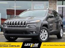 2018 Jeep Cherokee North | 4X4 | PRET POUR L'HIVER!!! UTILITAIRE SPORT