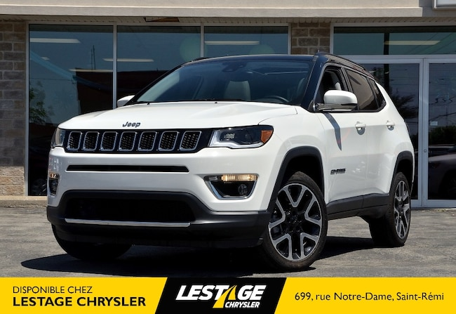 2018 Jeep Compass Limited | 4X4 | Configuration & Desing Moderne | T SUV