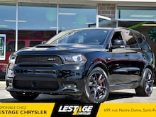 2018 Dodge Durango SRT EDITION BLACK ON BLACK SUV