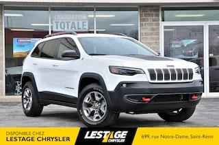 2019 Jeep New Cherokee Cherokee Trailhawk | Démonstrateur du Directeur | VUS