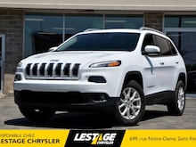 2018 Jeep Cherokee North EDITION 4X4 6 CYLINDRE UTILITAIRE SPORT