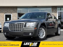 2008 Chrysler 300 Touring POUR PETIT BUDGET   Bluetooth   CUIR   Cruise Berline