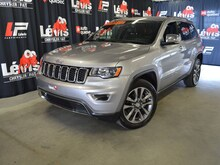 2018 Jeep Grand Cherokee Limited Toit Ouvrant GPS ÉCran 8.4 Pouces SUV