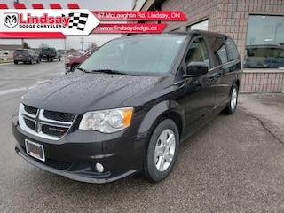 2019 Dodge Grand Caravan Crew Plus - Leather Seats - $224.94 B/W Van