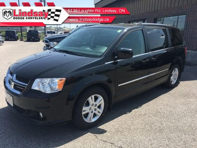2016 Dodge Grand Caravan FWD 3.6 Van