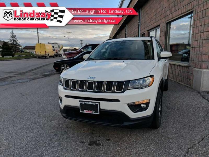 2019 Jeep Compass North 4x4 - $211.95 B/W SUV
