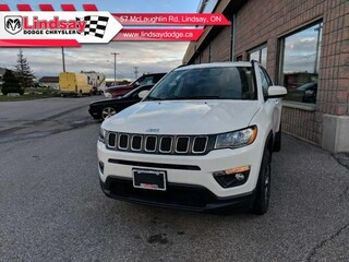 2019 Jeep Compass North 4X4 - $206.11 B/W SUV