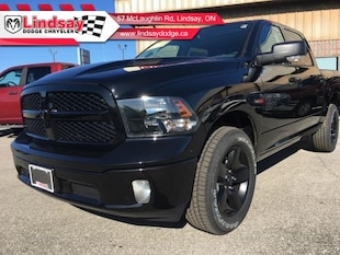 2019 Ram 1500 Classic SLT Eco Diesel - Navigation - 8.4 Inch Touch Scree Crew Cab