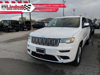 2018 Jeep Grand Cherokee Summit - Leather Seats - $427.52 B/W SUV