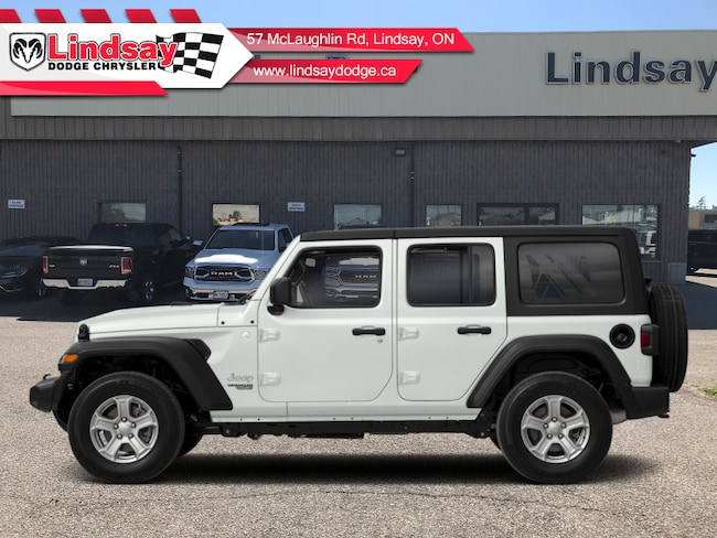 2018 Jeep Wrangler Unlimited Sahara - Navigation - $319.76 B/W SUV