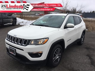 2019 Jeep Compass North - Air - Rear Air - Tilt SUV