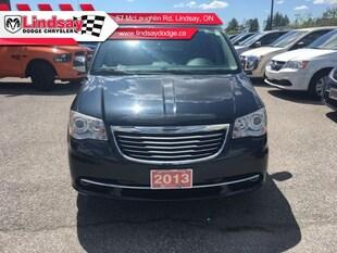 2013 Chrysler Town & Country LTD - $155.08 B/W Van