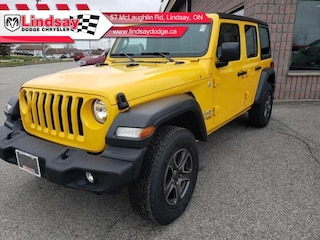 2019 Jeep Wrangler Unlimited Sport S - Uconnect - $292.51 B/W SUV