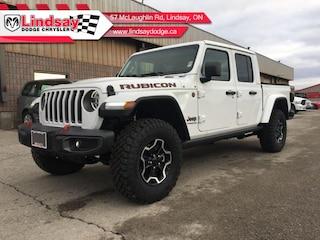 2020 Jeep Gladiator Rubicon - Navigation -  Uconnect Regular Cab