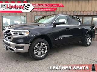 2019 Ram 1500 Laramie Longhorn - Sunroof - Leather Seats Crew Cab