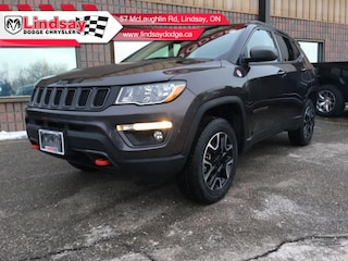 2020 Jeep Compass Trailhawk - Leather Seats - Navigation SUV