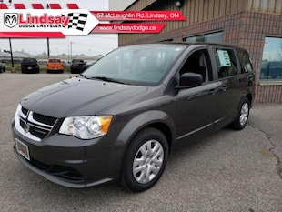2019 Dodge Grand Caravan Canada Value Package - $165.36 B/W Van