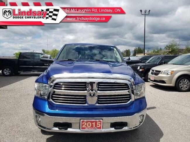 2015 Ram 1500 Bighorn - $219.95 B/W Crew Cab