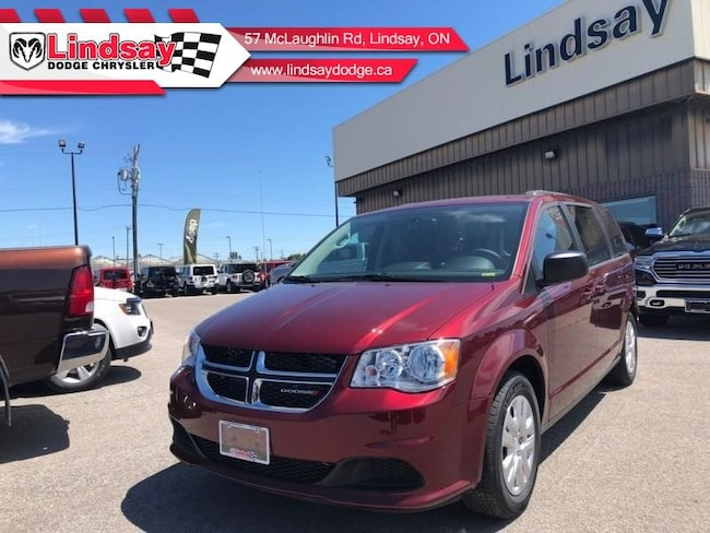 2017 Dodge Grand Caravan SXT w/ rear A/C Van