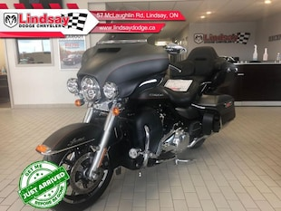 2018 Harley-Davidson Ultra Limited Touring