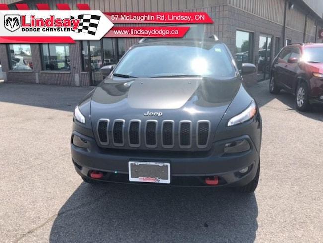 2017 Jeep Cherokee Trailhawk SUV