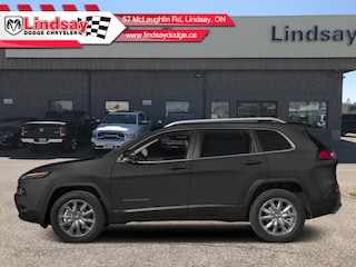 2014 Jeep Cherokee Limited - Leather Seats -  Bluetooth SUV