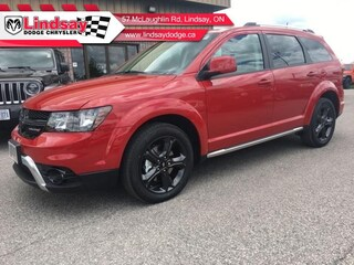 2019 Dodge Journey Crossroad - Leather Seats SUV
