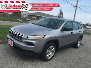 2017 Jeep Cherokee Sport - Bluetooth -  Power Windows SUV